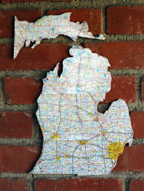 Corkmap